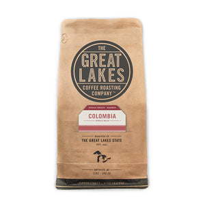 Colombia Whole Bean, 12oz
