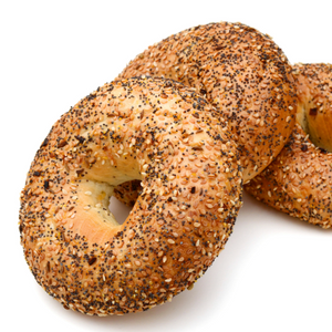 Everything Bagels, 1/2 Dozen