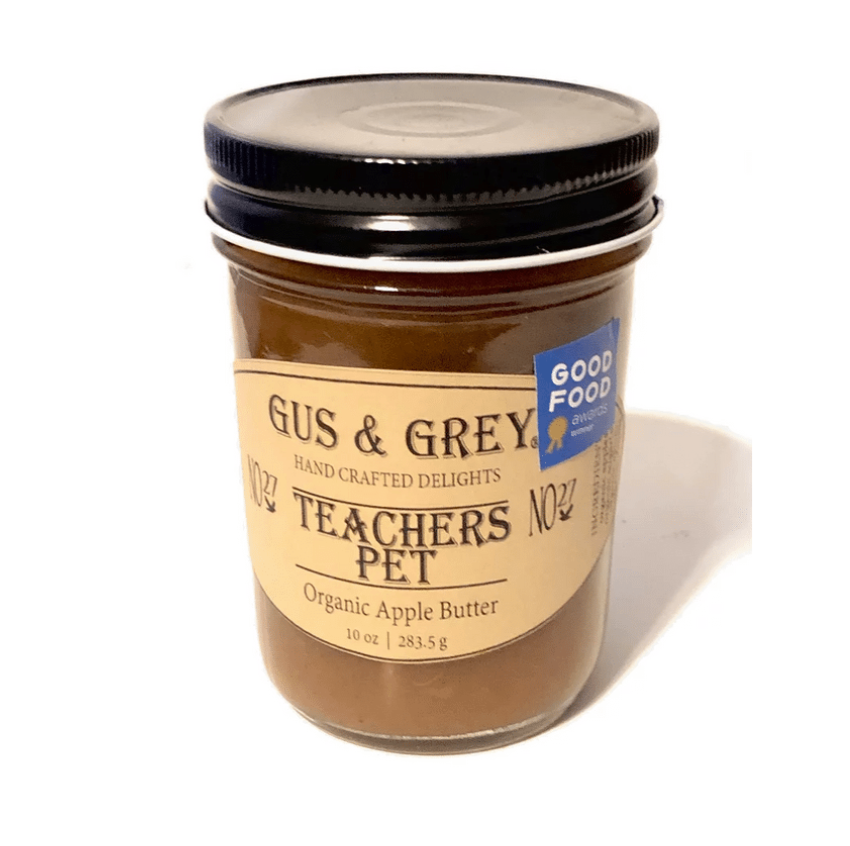 Organic Apple Butter, 10oz