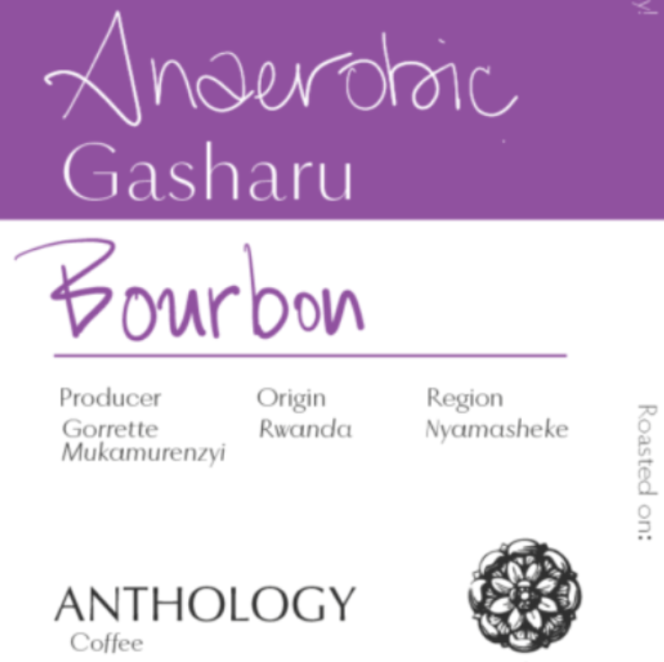 Anaerobic Bourbon Gasharu Whole Bean Coffee, 10.5oz