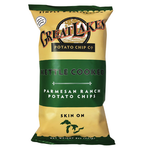 Parmesan Ranch Potato Chips, 8oz