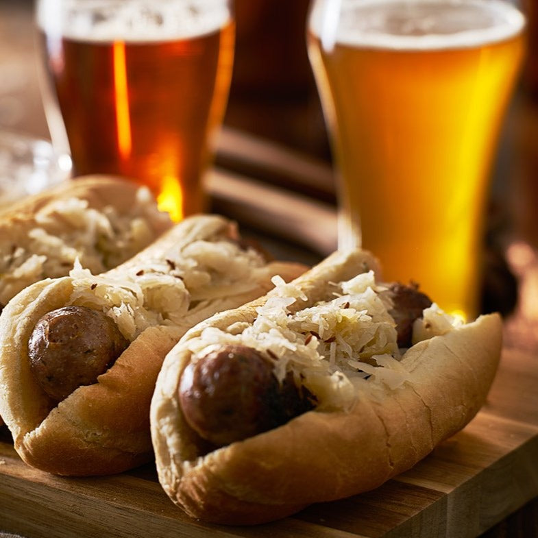 Load image into Gallery viewer, Frozen Bratwurst, 1 lb