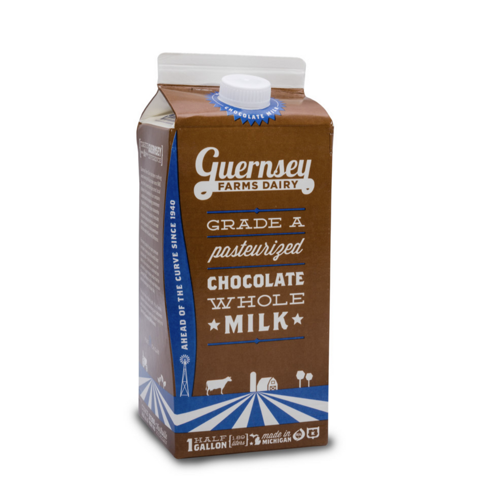 Load image into Gallery viewer, Chocolate Milk, 1/2 gal