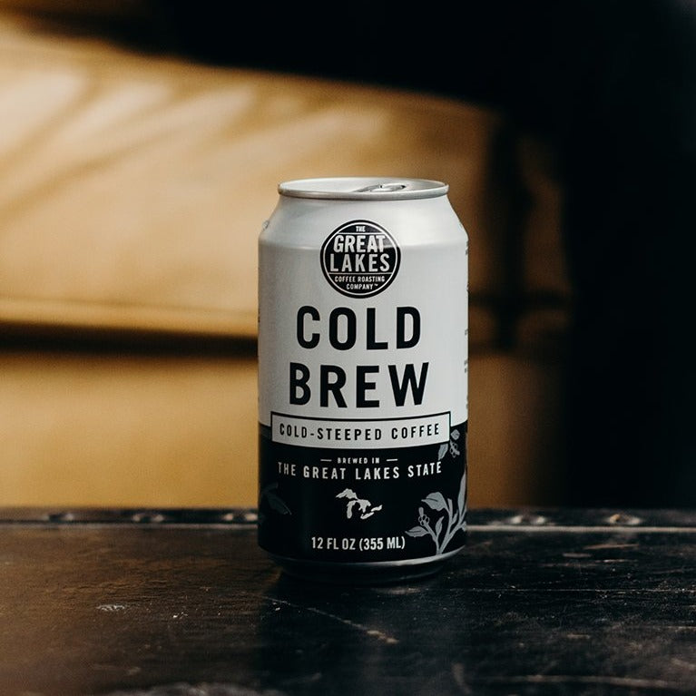Cold Brew Can, 12 oz
