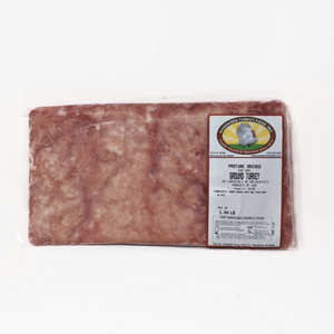Frozen Ground Turkey, 1 lb