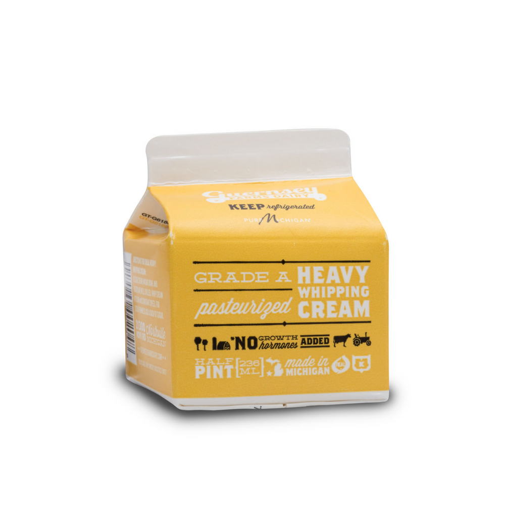 Heavy Whipping Cream, 1/2 pint