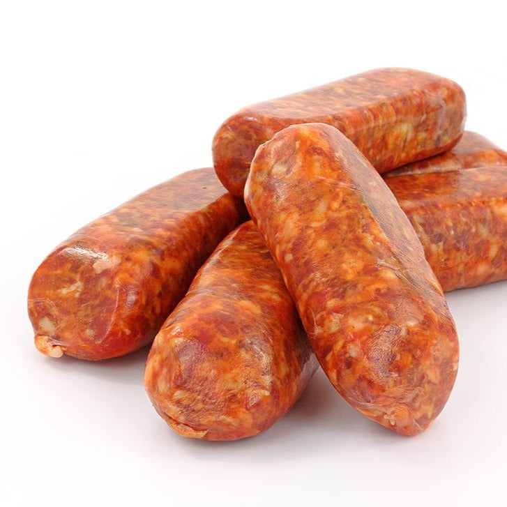 Load image into Gallery viewer, Frozen Hot Italian Sausage, 1 lb