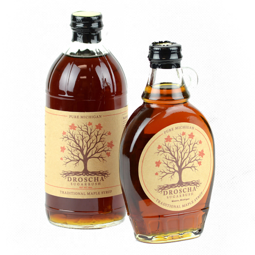 Traditional Maple Syrup, Half Pint