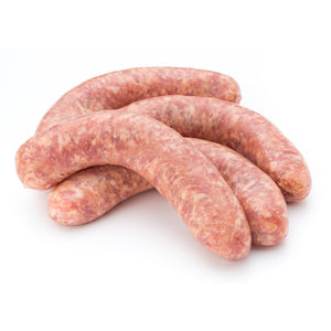 Load image into Gallery viewer, Frozen Organic Pork Bratwurst, 4 pack