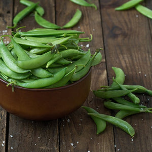 Organic Sugar Snap Peas, 8 oz