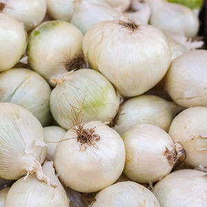 Load image into Gallery viewer, Organic White Onions, 2lbs