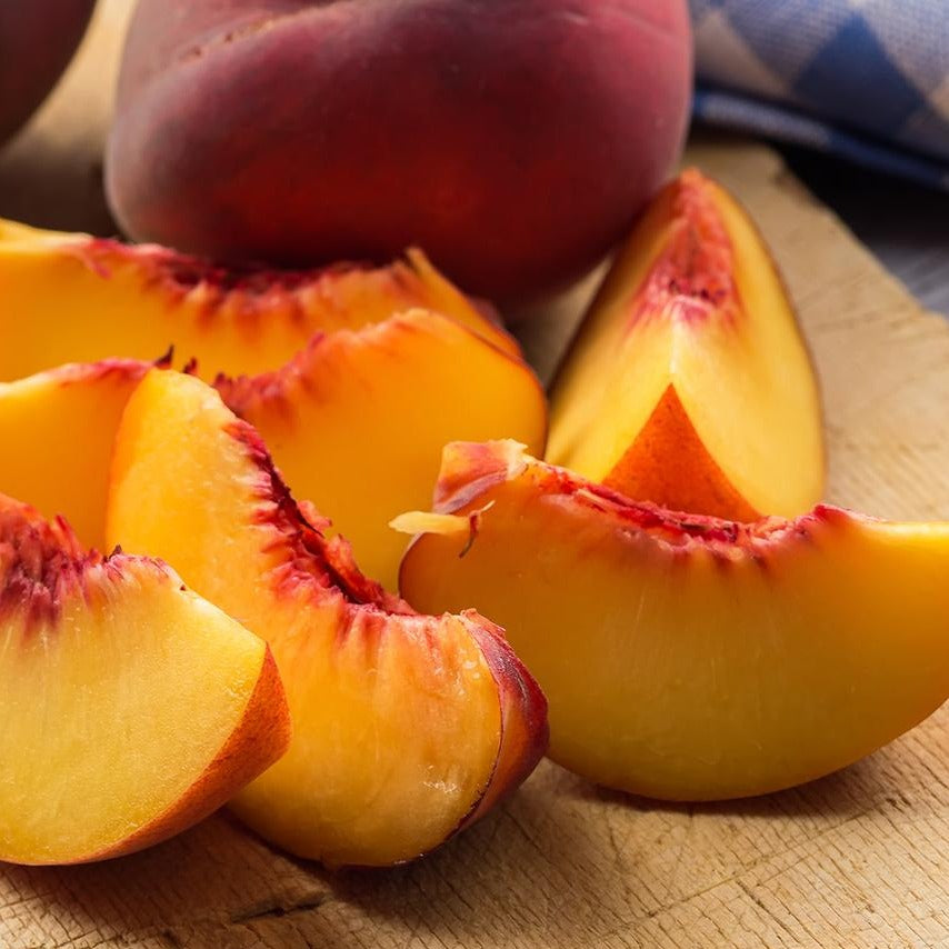Frozen Sliced Peaches, 2 lbs