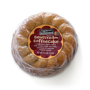 Load image into Gallery viewer, Sour Cream Coffee Cake, 1.25 lb