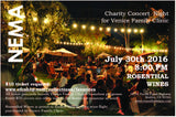 NEMA benefit concert for Venice Family Clinic