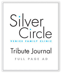 Silver Circle Tribute Journal Full Page Ad