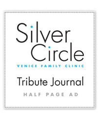 Silver Circle Tribute Journal Half Page Ad