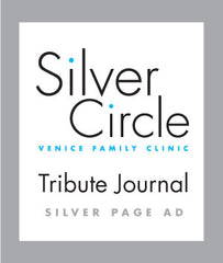Silver Circle Tribute Journal Silver Page Ad