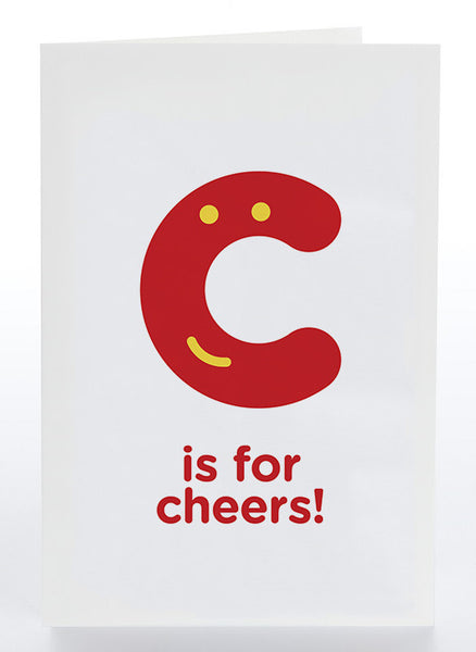 C Is For Cheers!
