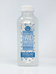 Fragrance-Free Hand Sanitizer 16 oz. Refill