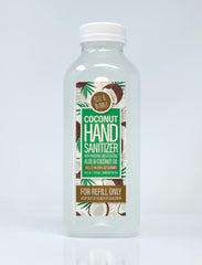 Coconut Hand Sanitizer 16 oz. Refill