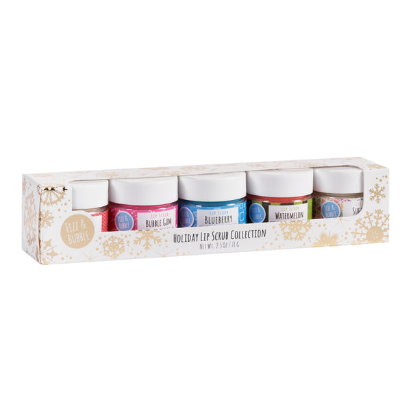 Holiday Lip Scrub Collection