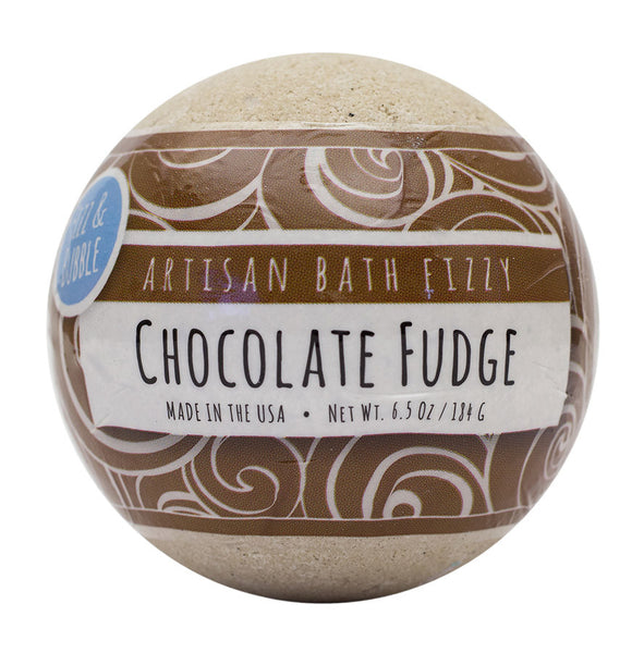 Chocolate Fudge Bath Fizzy from Fizz & Bubble