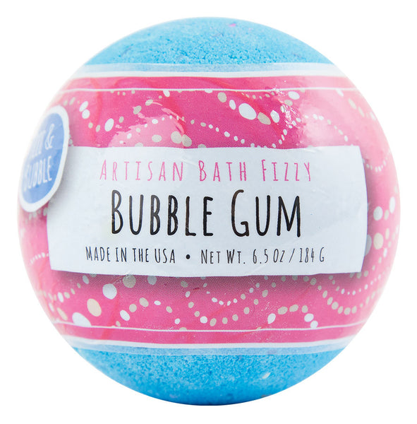 Bubble Gum Bath Fizzy from Fizz & Bubble