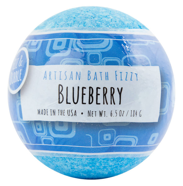 Blueberry Bath Fizzy from Fizz & Bubble
