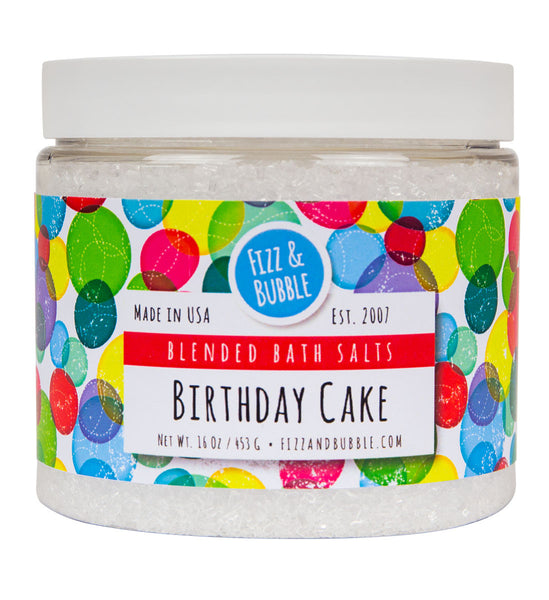 Birthday Cake Bath Salts