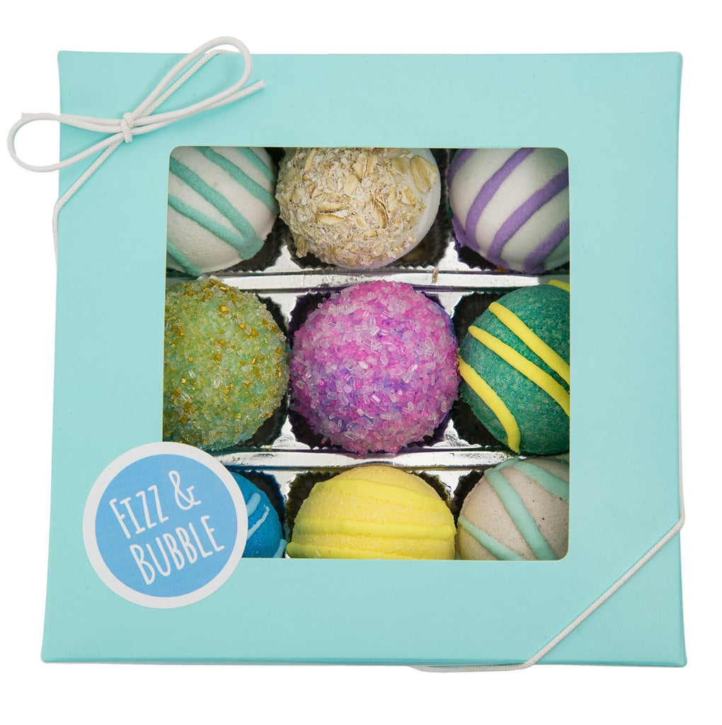 Spa Bath Truffles from Fizz & Bubble