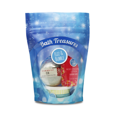 Bath Treasures Gift Bag from Fizz & Bubble