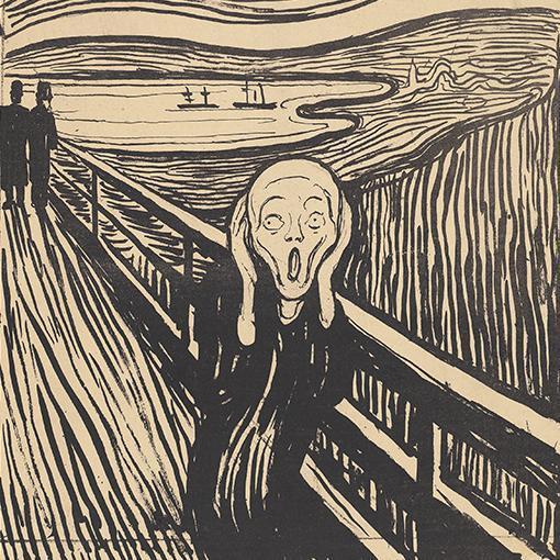 Edvard Munch & the Cycle of Life