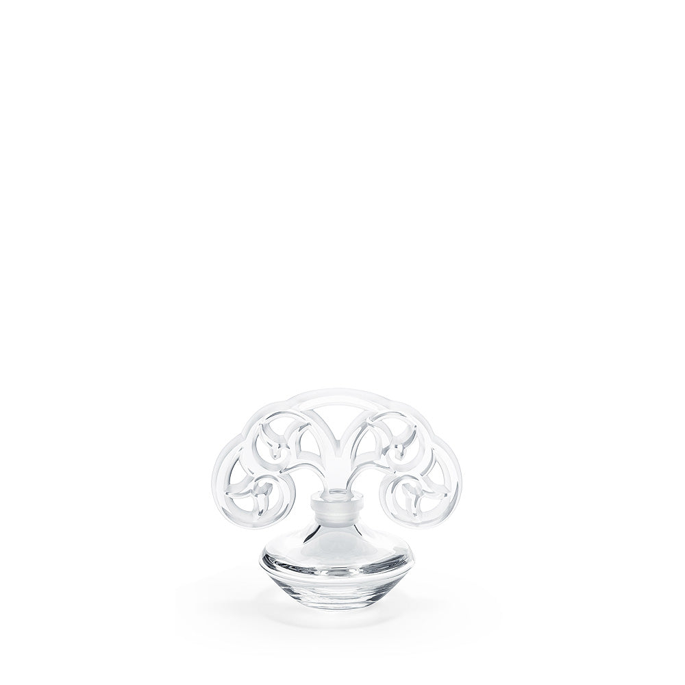 Crystal Tourbillons Perfume Bottle by Lalique