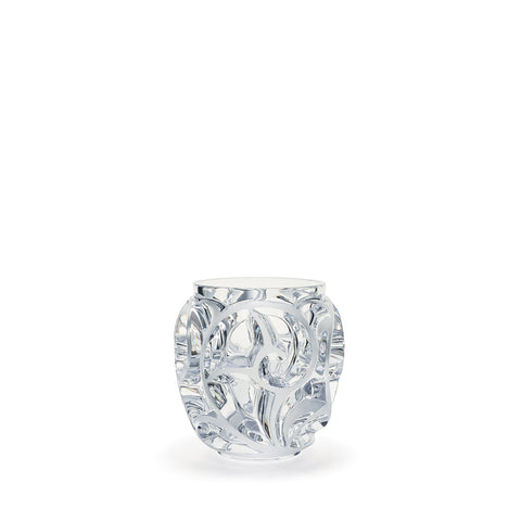 Crystal Tourbillons Vase by Lalique