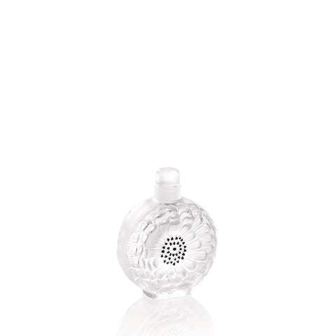Crystal Dahlia Perfume Bottle by Lalique