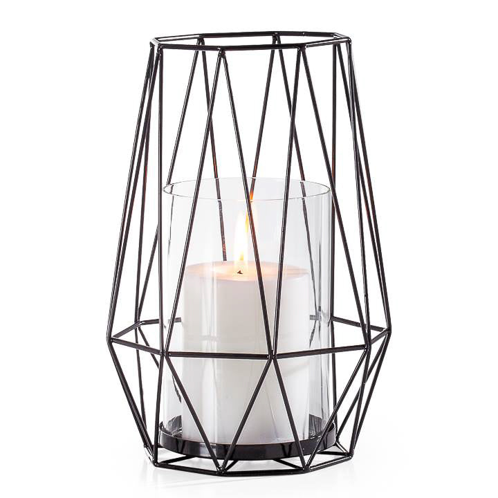 Geometric Deco Candle Holder