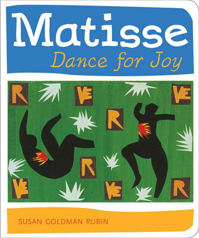 Matisse Dance for Joy Board Book