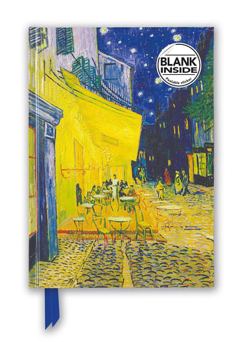 "Vincent van Gogh's ""Café Terrace"" Foil Sketch Book"