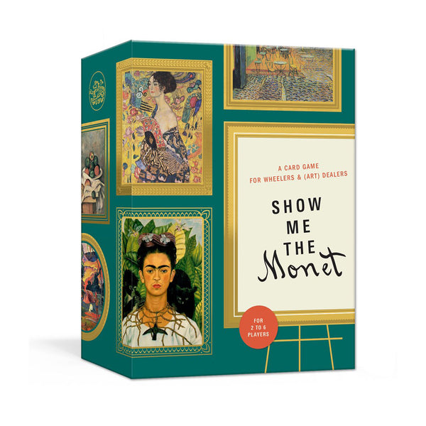Show Me The Monet Card Game