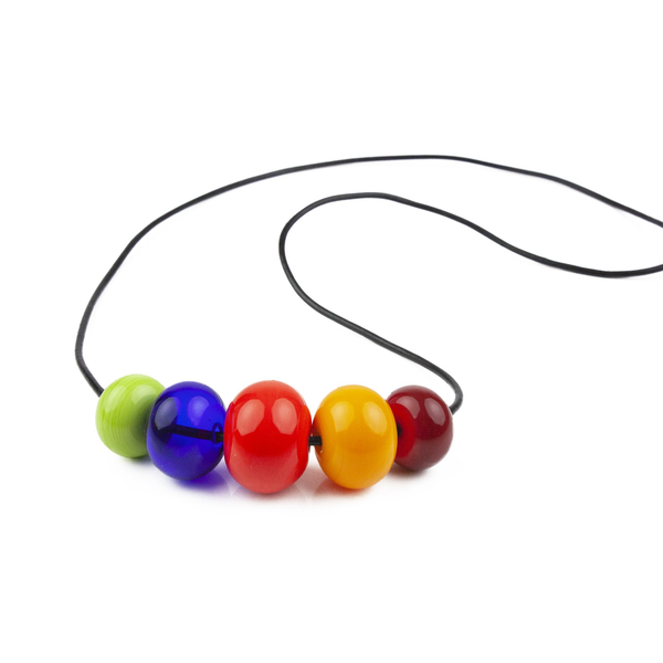 Long Bubble Necklace