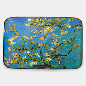 "Armored Wallet: van Gogh's ""Almond Blossoms"""