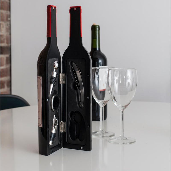 Wine Bottle Accessory Kits