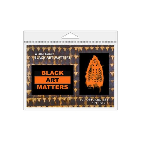 Black Art Matters Advocacy Postcard Pack