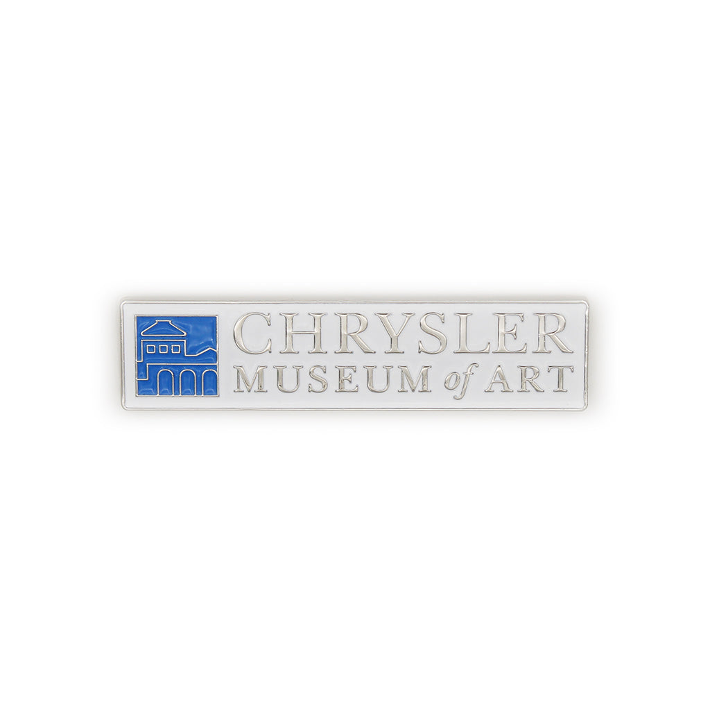 Chrysler Enamel Logo Pin