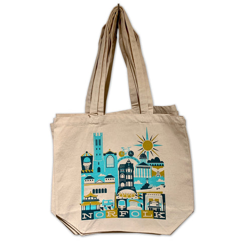 Norfolk Tote Bag