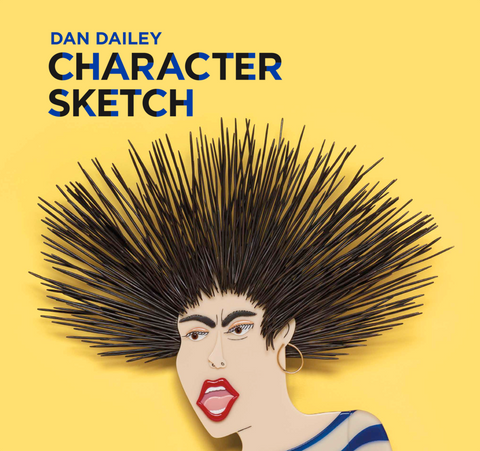 Dan Dailey: Character Sketch Exhibition Catalog