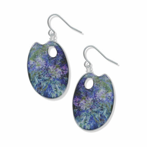 Monet's Colors Palette Earrings