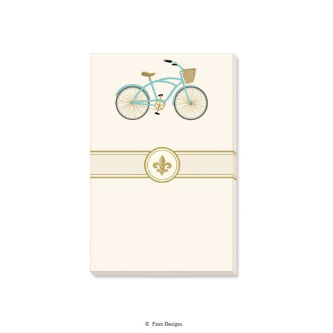 Notepad: Bicycle
