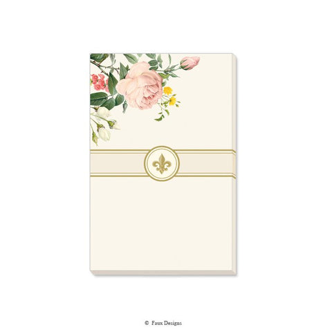 Notepad: Flowers