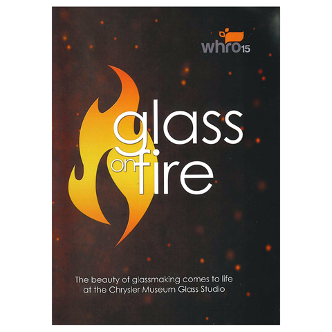 Glass on Fire DVD